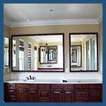 Custom Bathroom Mirrors Made To Your Size