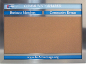Personalized Custom Corporate Information And Safety Wallboards