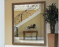 very large wall mirrors made to your size