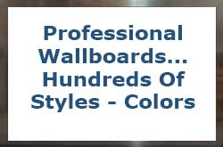 Professional Custom Wallboards | Custom Home Wall Decor