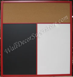 Every wallboard can be upgraded to a combination board