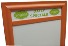 yogoot header board
