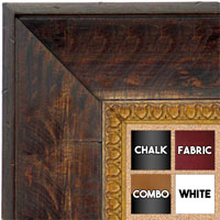 BB1606-4 Coffee  Wallboard Corkboard Whiteboard Chalkboard
