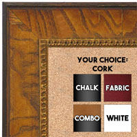 BB1607-3  Honey Pecan  Wallboard Corkboard Whiteboard Chalkboard
