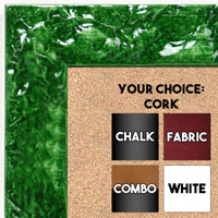 Colorful Custom Wallboards - Cork, Chalk Dry Erase Boards