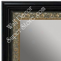 "Medium Custom Mirrors: 12"" x 12"" To 40"" x 72"""