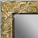 MR1471-4 Antique Silver With Leaf And Vine Design - Large Custom Wall Mirror Custom Floor Mirror
