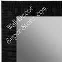 MR1485-5 Black - Medium Custom Wall Mirror Custom Floor Mirror
