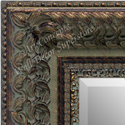 MR1504-2 Thick Ornate Baroque Antique Bronze  - Extra Extra Large Custom Wall Mirror Custom Floor Mirror