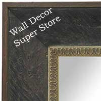 MR1606-2 Ebony Olive  Custom Mirror