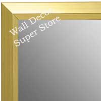 MR1661-1 | Gold | Custom Wall Mirror