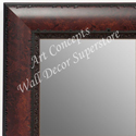 MR1701-5 | Brown Burl Moulding | Custom Wall Mirror | Decorative Framed Mirrors | Wall D�cor