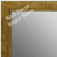 MR1720-4 | Distressed Gold | Custom Wall Mirror | Decorative Framed Mirrors | Wall D�cor