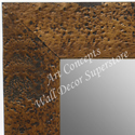 MR1729-2 | Distressed - Bronze Stone Look - Moulding | Custom Wall Mirror | Decorative Framed Mirrors | Wall D�cor