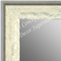 MR1734-7 | Distressed Oat | Custom Wall Mirror | Decorative Framed Mirrors | Wall D�cor