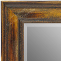MR1741-1 | Aged Auberge Brown Moulding | Custom Wall Mirror | Decorative Framed Mirrors | Wall D�cor