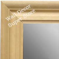 MR1750-1 | Unfinished Wood Frame | Unfinished Natural Wood Moulding - Paint or Stain | Custom Wall Mirror