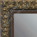 MR1769-1 | Gold Leaf / Ornate | Custom Wall Mirror | Decorative Framed Mirrors | Wall D�cor