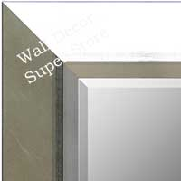 MR1802-2 | Distressed Silver | Custom Wall Mirror | Decorative Framed Mirrors | Wall D�cor