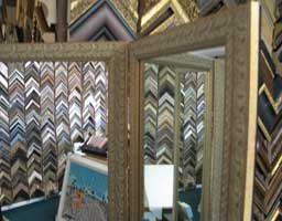 Flat Top Three Panel Wardobe Mirror, Dressing Mirror, Home Decor