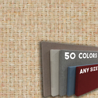 FW800-WW3  Neutral Light Apricot  - Wide Weave Textured Hook And Loop