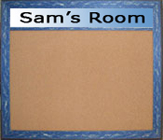 Custom Header boards with any color frame