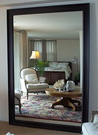 Hundreds Of Custom Leaning Mirrors - Standing Floor Mirrors