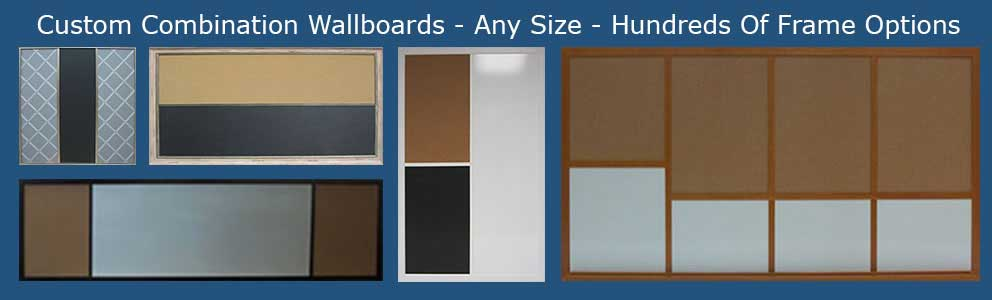 Custom combination boards - Any Size - Any Combination