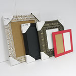 WSAS-324 *SPECIAL*  Assorted Wall Boards Magnetic Chalk and Dry Erase Cork and Combination