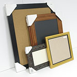 WSAS-326 *SPECIAL*  Assorted Wall Boards Magnetic Fabric Cork And Traditional