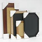 WSAS-329 *SPECIAL*  Assorted Wall Boards Magnetic Chalk And Cork
