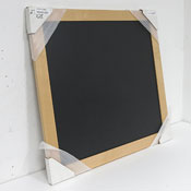 WSCK-222 Rich Pine 27 x 29 Traditional Chalkboard