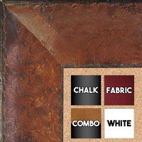 Custom Cherry Mahogany - Cork, Chalk, Dry Erase Boards