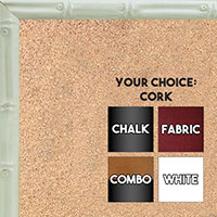 Industrial Metallic Look Chalkboards, Cork, Dry Erase, Combination Or Fabric Boards