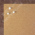 BB1581-1 Glossy Light Purple Burlwood Look - Small Custom Cork Chalk or Dry Erase Board