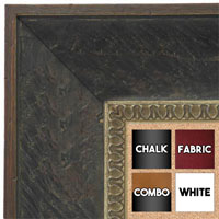 BB1606-2 Ebony Olive  Wallboard Corkboard Whiteboard Chalkboard