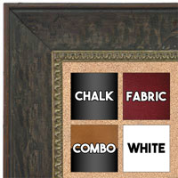 BB1607-2  Ebony Olive  Wallboard Corkboard Whiteboard Chalkboard