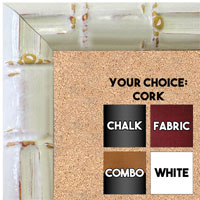 Tropical - Bamboo Chalkboards, Cork, Dry Erase, Combination Or Fabric Boards