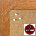 Custom Maple Wallboards - Cork, Chalk, Dry Erase Boards