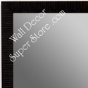 MR1430-8 Dark Burgundy  - Very Small Custom Wall Mirror