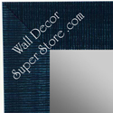 MR1484-6 Blue - Large Custom Wall Mirror Custom Floor Mirror