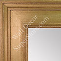 MR1578-1 Antique Gold - Large Custom Wall Mirror Custom Floor Mirror