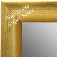 MR1659-1  Distressed Gold | Custom Wall Mirror