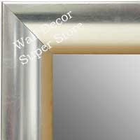 MR1659-2  Distressed Silver | Custom Wall Mirror