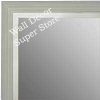 MR1661-2 | Silver | Custom Wall Mirror
