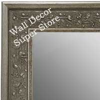 MR1680-2 | Silver | Custom Wall Mirror