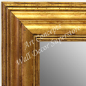 MR1704-3 | Distressed Gold | Custom Wall Mirror | Decorative Framed Mirrors | Wall D�cor