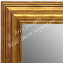 MR1705-3 | Distressed Gold | Custom Wall Mirror | Decorative Framed Mirrors | Wall D�cor