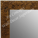 MR1728-2 | Distressed - Bronze Stone Look - Moulding | Custom Wall Mirror | Decorative Framed Mirrors | Wall D�cor