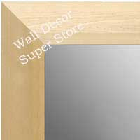 MR1756-1 | Unfinished Wood Frame | Unfinished Natural Wood Moulding - Paint or Stain | Custom Wall Mirror